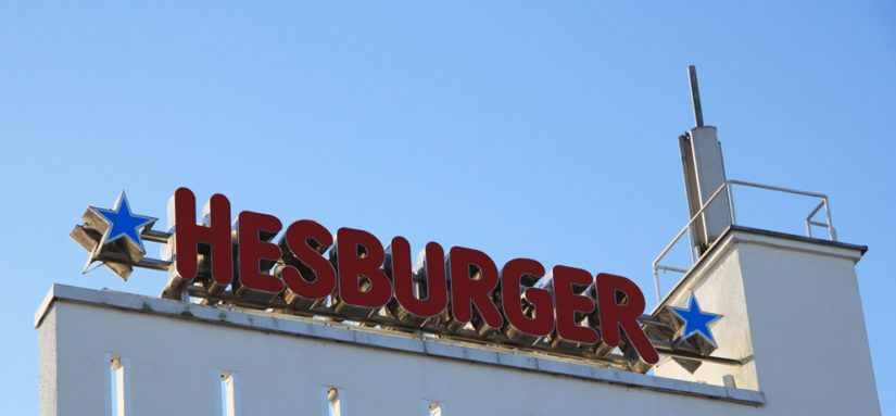 Hesburger-ketjun verollinen myynti kasvoi viime vuonna sekä Suomessa että ulkomailla.