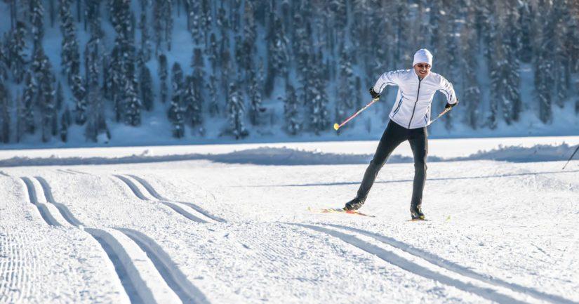 Vaikka talvi tekeekin tuloaan, ei hiihtämään ole pakko mennä. Tilalle voi etsiä jonkin muun lajin.
