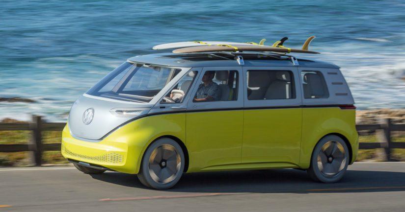 Samba-bussi yhdistyi ihmisten mielissä myös Kalifornian surffauskulttuuriin.