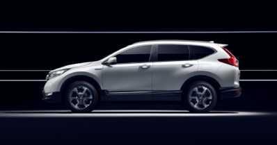 Uuden Honda CR-V:n Eurooppa-versio esitellään – hybridiprototyypin voimin
