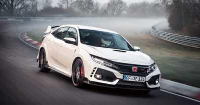 Eläköön uusi kuningas – Honda Civic Type R on nopein