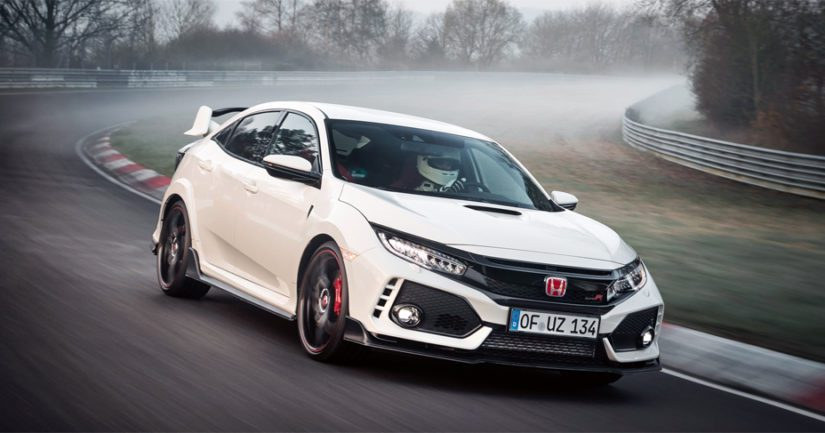 Civic Type R Release Date >> Elakoon Uusi Kuningas Honda Civic Type R On Nopein