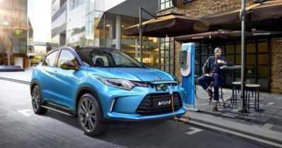 Honda esitteli ensimmäisen massamarkkinoiden sähköautonsa – Everus VE-1:tä myydään vain Kiinassa