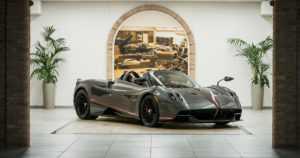Superautovalmistaja Paganikin kehittää oman sähköautonsa – markkinoilla vuonna 2025