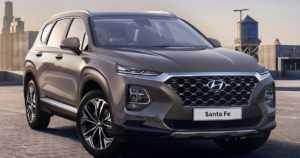 Hyundain iso katumaasturi siirtyy neljänteen sukupolveensa – ensimmäiset kuvat uudesta Santa Festä