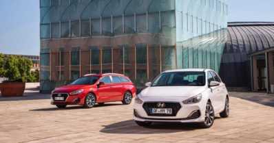 Hyundai päivitti alle kaksi vuotta myynnissä olleen i30:n – korealaiset jaksavat edelleen uskoa dieseliin