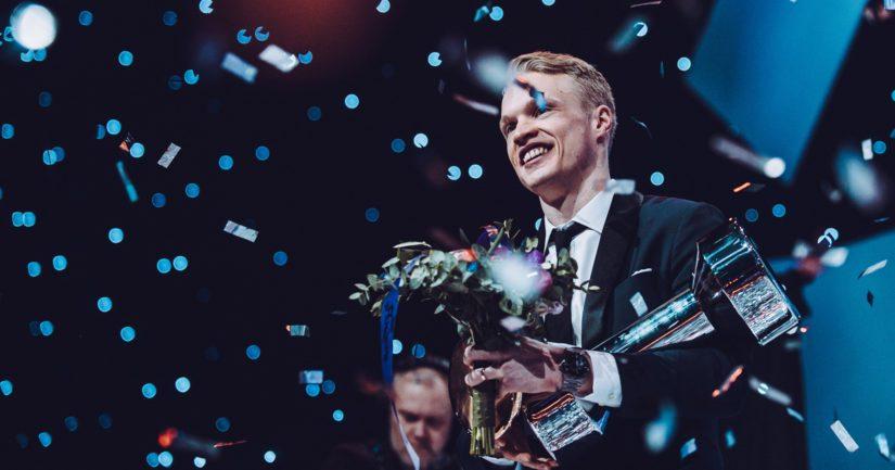Yleisöäänestyksessä Iivo Niskasen perinteisen 50 kilometrin olympiakulta äänestettiin sykähdyttävimmäksi urheiluhetkeksi.