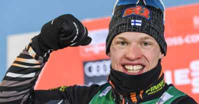 Hurmiossa hiihtänyt Iivo Niskanen taisteli MM-kultaa!