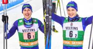 """Ilkka Herola ja Eero Hirvonen joukkuesprintin voittoon – """"Tiesimme, että tämä voisi olla mahdollista"""""""