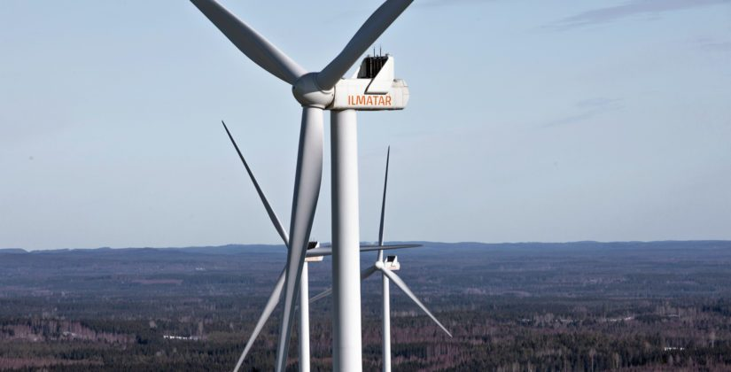 Google ostaa noin 60 prosenttia Piiparinmäen tulevan tuulivoimapuiston tuotannosta.