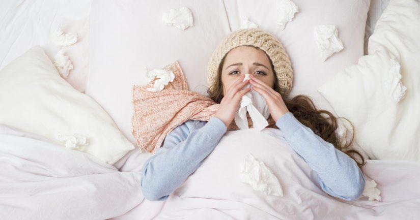 Influenssa on vakava tauti, joka voi aiheuttaa vaarallisia jälkitauteja.