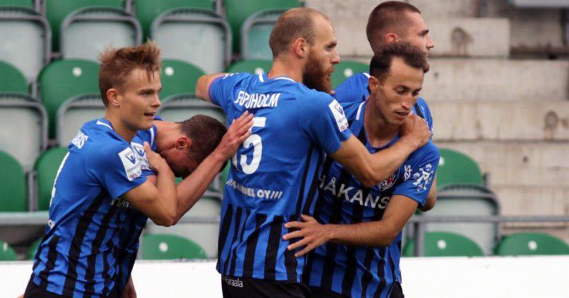 Inter juhlii maalia.