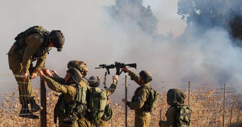 Israel ja Isis ottivat yhteen ensimmäisen kerran