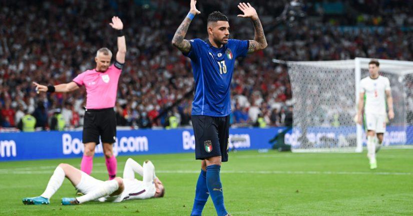 Italia voitti jalkapallon EM-finaalissa Englannin rangaistuspotkukilpailussa