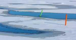 Hydrokopteri, helikopteri sekä poliisikoira etsivät iäkästä miestä – sukeltajat löysivät hukkuneena