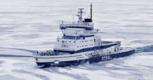 Talven ensimmäinen jäänmurtaja lähtee matkaan joulupäivänä – Otso suuntaa Perämerelle