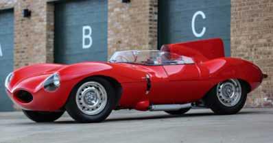 Bernie Ecclestonen vanha Jaguar huutokaupataan – hinta saattaa nousta jopa yli 10 miljoonan dollarin