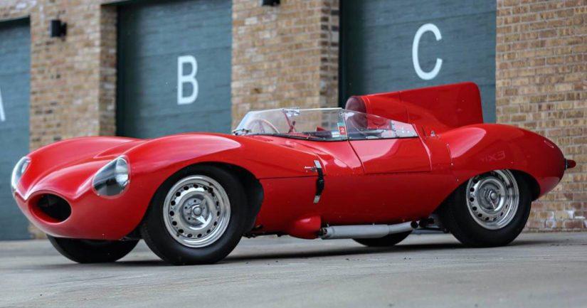 vanha jaguar
