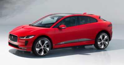 Täyssähköinen Jaguar I-Pace valittiin Euroopan Vuoden autoksi – jo 55 palkintoa vuoden aikana