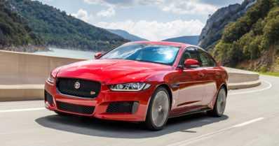 Jaguar XE:stä kehitetään ärhäkkä SVR