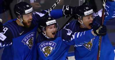 """Leijonat kaatoi MM-kisoissa Ruotsin jatkoajalla – """"Tänään oli oma vuoro tehdä maali"""""""