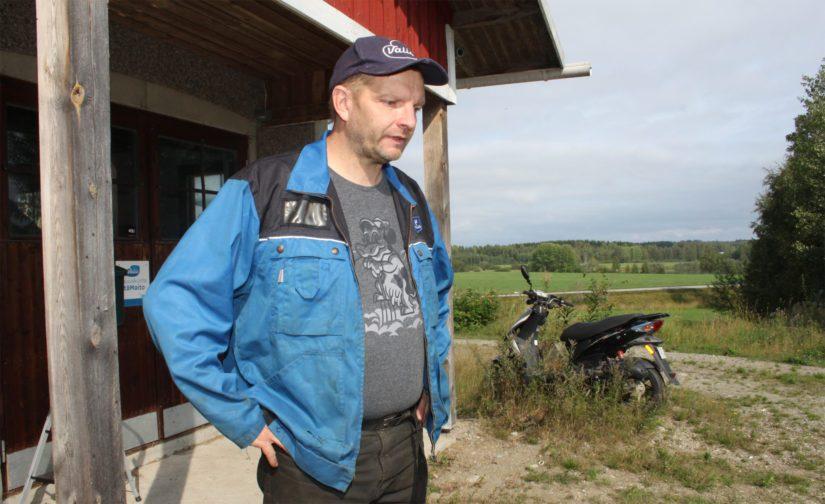 Jarmo Nykänen toimii muun muassa kaupunginvaltuutettuna sekä MTK:n paikallisyhdistyksen puheenjohtajana. – Luottamustehtävillä on omalta osaltaan hyvin voimaannuttava vaikutus.