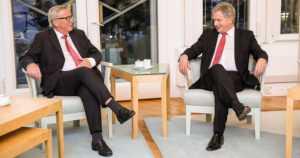 Presidentti Niinistö tapasi eurooppalaisia johtajia – Suomen puheenjohtajakausi neuvostossa alkaa pian