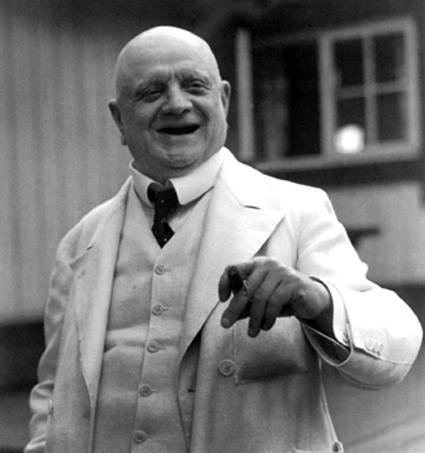Jean Sibelius vuonna 1939.