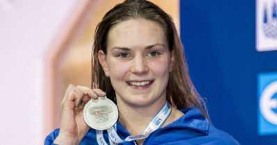 Jenna Laukkaselle uinnin EM-hopeaa sprintissä – aika on uusi Pohjoismaiden ennätys