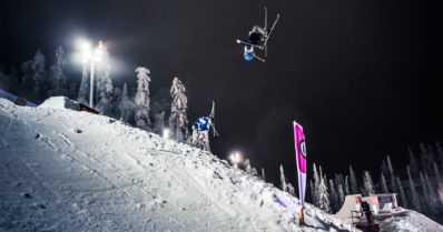 Talvikausi ei ole vielä ohi – Freestylen SM-kilpailut pidetään Rukalla viikonloppuna