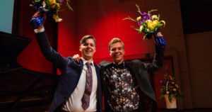 """Johan Krogius voitti Timo Mustakallio -laulukilpailun – """"Voittaja oli helppo valita"""""""