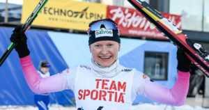 Ristomatti Hakolasta viikonvaihteen tuplavoittaja – Johanna Matintalo hallitsi naisten sprinttiä