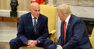 """""""Saat potkut!"""" – pätkätyö presidentti Donald Trumpin palveluksessa kesti vain 10 päivää"""