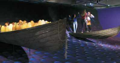 Meret Oppenheimin ja John Kørnerin näyttelyt avautuivat Espoon modernin taiteen museossa