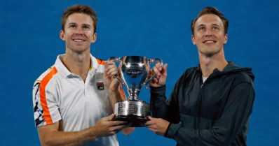 Uskomaton suoritus – Henri Kontiselle toinen Grand Slam -voitto tenniksessä!
