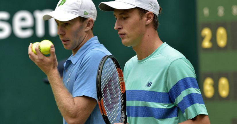 John Peers ja Henri Kontinen jatkavat vahvasti Wimbledonin turnausta.