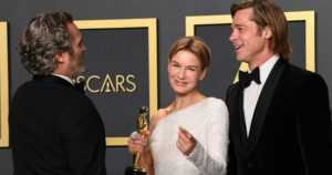 Joaquin Phoenix ja Renée Zellweger saivat Oscar-palkinnot – gaalan yllättäjä tuli Etelä-Koreasta