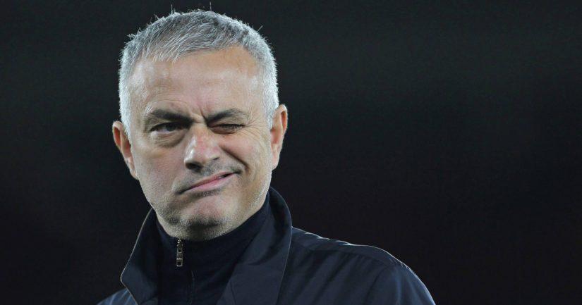 ManU:n päävalmentaja Jose Mourinho tietää, ettei manchesterilaisseuran sarjasijoitus ole riittävän hyvä.
