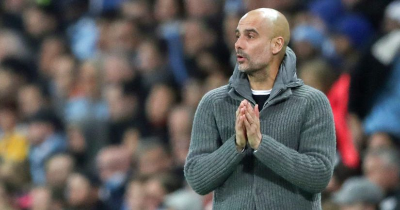 Josep Guardiolan rukouksetkaan eivät auttaneet Manchester Cityä jatkoon Mestarien liigassa.