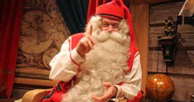 """Nyt puhuu Joulupukki – """"Kiusaamiseen on puututtava!"""""""
