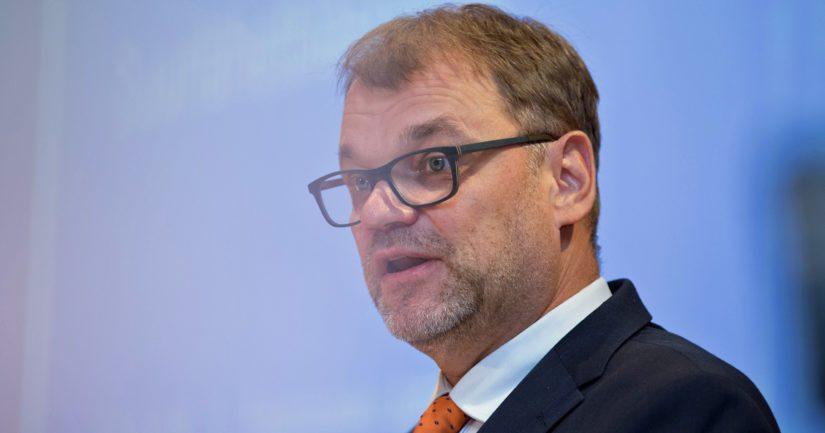 Pääministeri Sipilän luona Kesärannassa käy vieraina suuri joukko EU-johtajia.