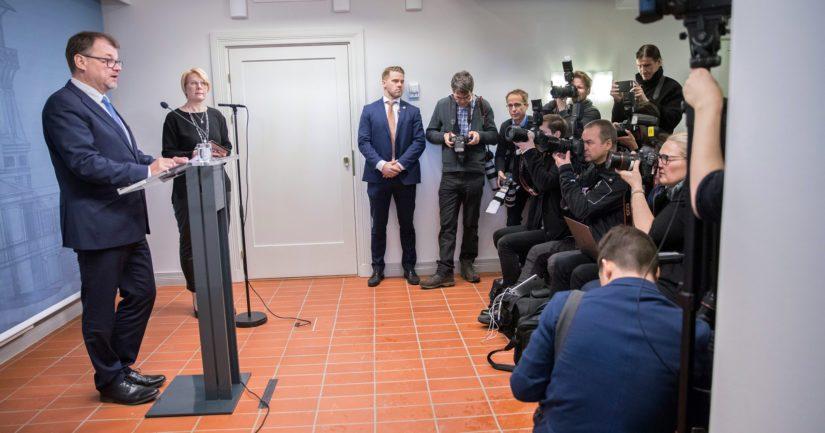 Juha Sipilä ilmoitti hallituksen erosta, mutta maltetaanko luopua virkanimityksistä?