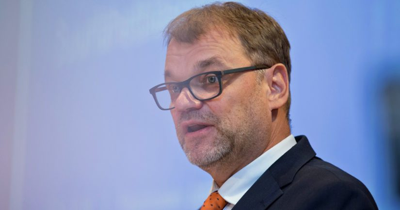 Juha Sipilä on toiminut kansanedustajana vuodesta 2011 Suomen pääministerinä vuosina 2015–2019.
