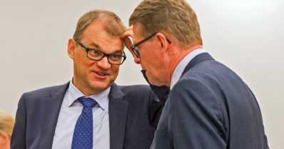 Keskustan vaaliristeilyn puheenaiheet – Matti Vanhanen kurvaili videossa ja Juha Sipilä kinasteli mediassa