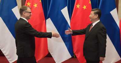 Sipilä kommentoi Suomen uutta sote-soppaa – tapasi myös Kiinan presidentin