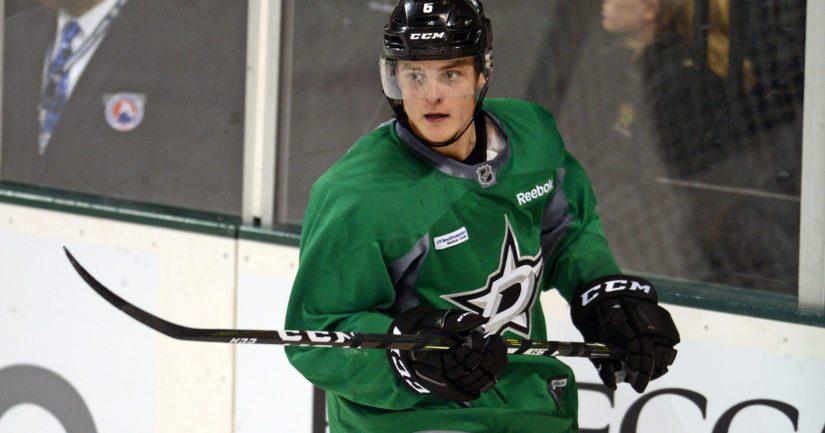 Julius Hongan NHL-debyytti nosti nuorukaisen tähdistöön