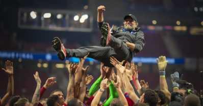 """Mestarien liigan finaali oli Liverpoolin ja Jürgen Kloppin juhlaa – """"Tämä saattaa olla elämäni paras ilta"""""""