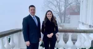 Pääministeri Sanna Marin teki ensimmäisen työvierailunsa Viroon – tapasi pääministerin ja presidentin