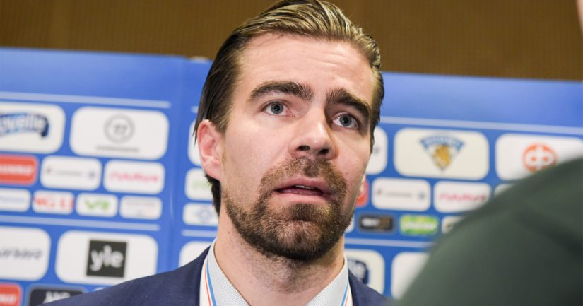 Jussi Ahokas astui Jukka Rautakorven saappaisiin kesken turnauksen. (Kuva AOP)