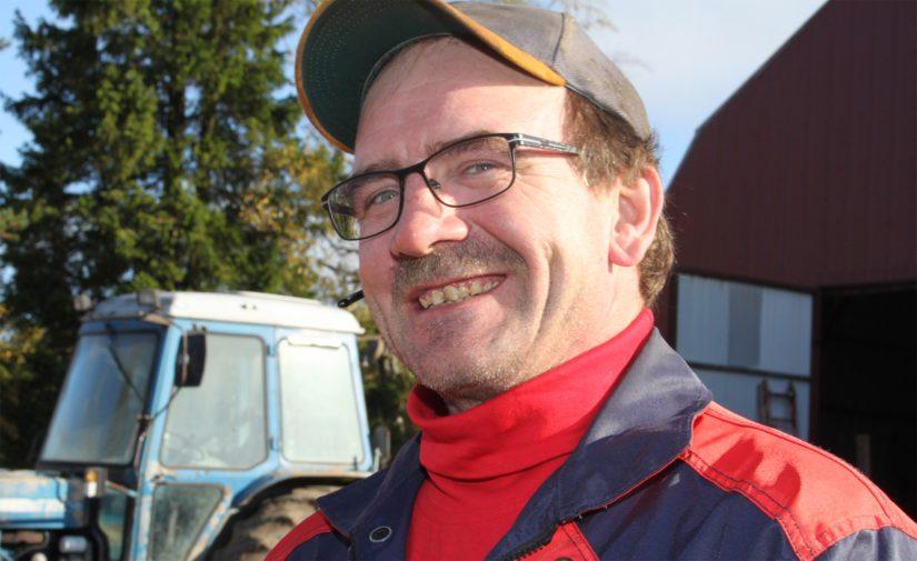 MTK-Karijoen yhdistyksen puheenjohtajana Jyrki Malm pääsee peilaamaan maataloutta myös astetta syvemmältä. – Nähdäkseen lähelle, on osattava katsoa myös kauas.